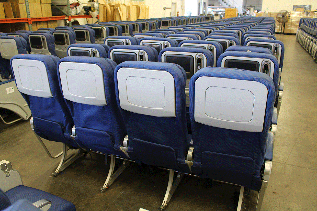 aircraft interior components