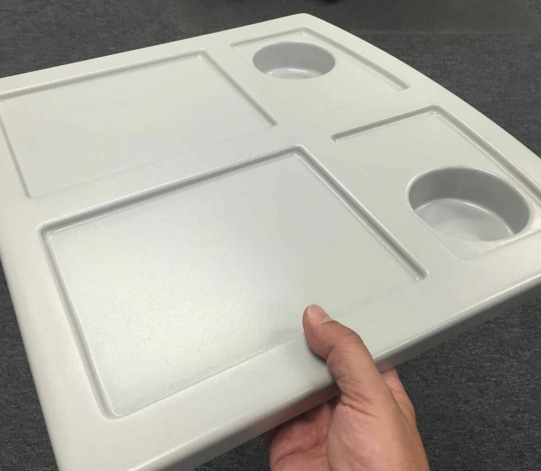 Aircraft Seat Plastics | Dretloh Aircraft Supply
