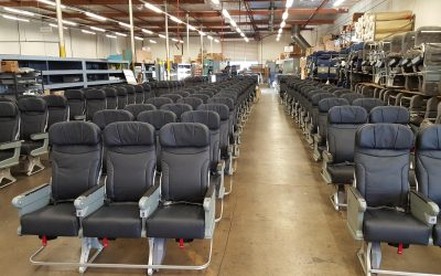 Dretloh Aircraft Supply is Reimagining Aircraft Seat Covers, One Seat at a Time