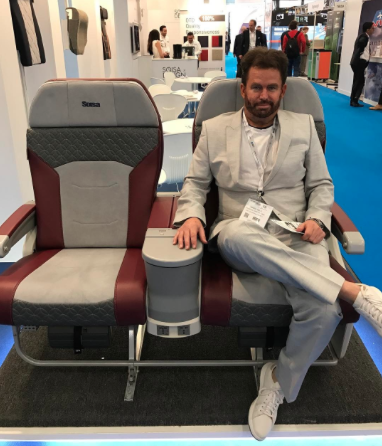 Aircraft Interiors Expo - Dretloh Aircraft Supply