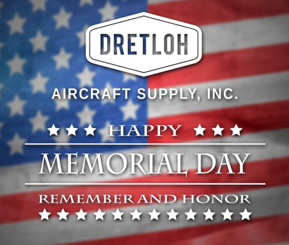 Memorial Day 2017: Remembering Our Soldiers | Dretloh Aircraft Supply