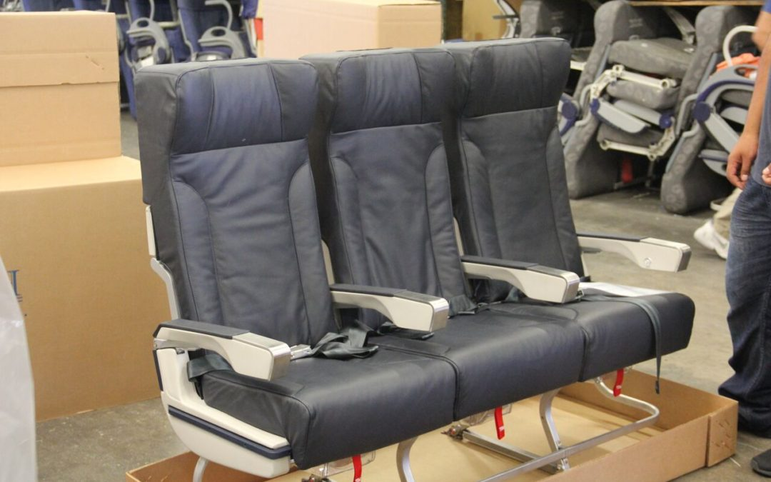 The Pros of Aircraft Seat Overhaul vs. Buying New
