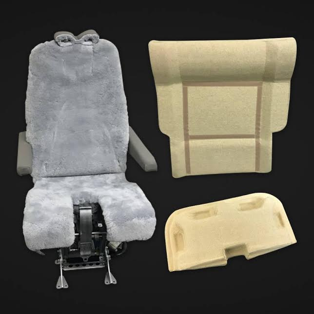 How to Design Aircraft Seat Foam | Dretloh Aircraft & Supply