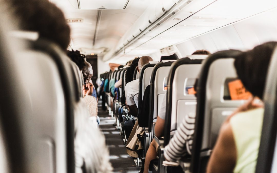 Would You Fly on an Airplane with Seats That Don't Recline?